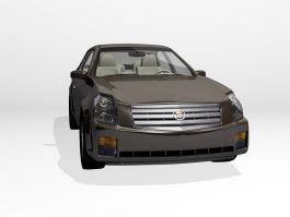 Cadillac CTS-V Sedan 3d preview