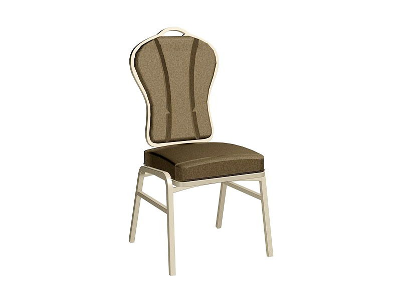 Comfortable Dining Chair 3d rendering