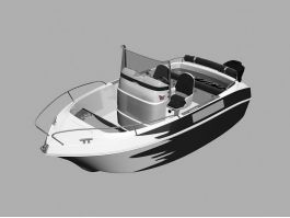 Power Boat 3d preview