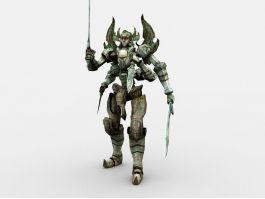 Golem Guard 3d preview
