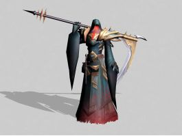 Death Reaper 3d preview