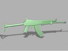 Kalashnikova AK-47 3d preview
