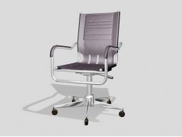 Home Office Computer Chair 3d preview