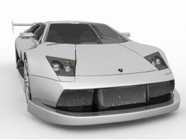 Lamborghini Murcielago Scream R-GT 3d preview