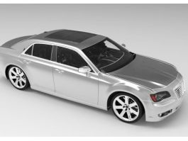 Chrysler 300C Car 3d preview