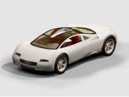 Audi Quattro Concept 3d preview