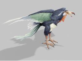 Giant Condor 3d preview