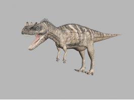 Ceratosaurus Dinosaur Rigged 3d preview