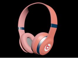Beats Wireless Headphones 3d preview