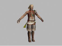Basch fon Ronsenburg Final Fantasy 3d preview