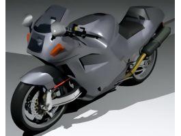 Bimota DB8 Sport Bike 3d preview