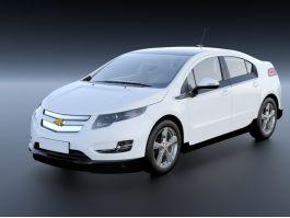 2010 Chevrolet Volt 3d preview