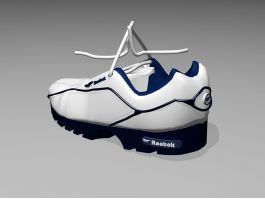 Reebok Classic Sneakers 3d preview
