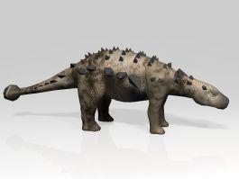 Ankylosaurus Dinosaur 3d preview