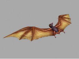 Flying Bat 3d preview