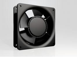 CPU Cooler Fan 3d preview