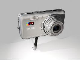 Animated Kodak EasyShare V1003 Digital Camera 3d preview