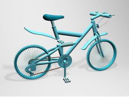 Professional Mountain Bike 3d preview