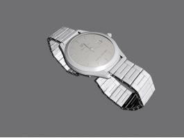 Men's Wrist Watch 3d preview