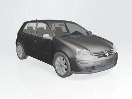 Volkswagen Golf Mk5 3d preview