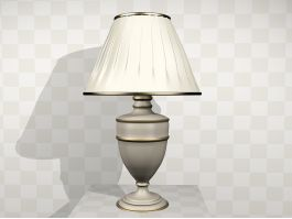 Decorative Table Lamp for Living Room 3d preview