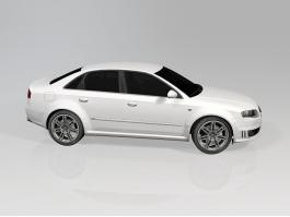 Audi B7 RS4 3d preview