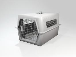 Plastic Pet Carrier 3d preview