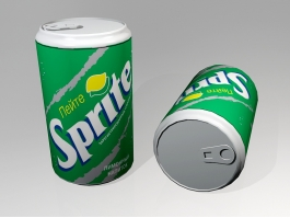 Sprite Can 3d preview