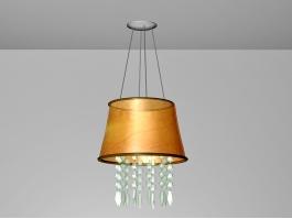 Ceiling Light Pendant Chandelier 3d preview