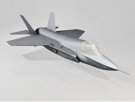 Air Force F-35 Lightning II 3d preview