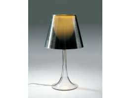 Clear Acrylic Table Lamp 3d preview