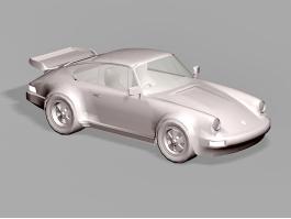 Sports Car Design 3d preview