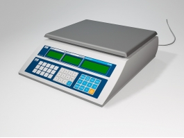 Price Computing Scale 3d preview