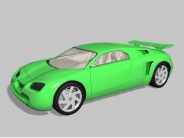 Super Sport Car 3d preview