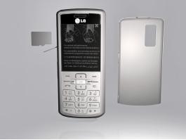LG KG77 Shine 3d preview