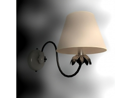 Contemporary Wall Sconce Lighting Fixture 3d preview
