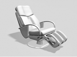 Executive Recliner Office Chair 3d preview