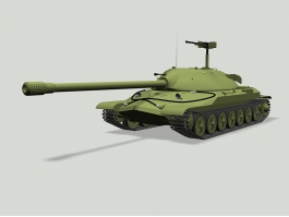 IS-7 Heavy Tank 3d preview