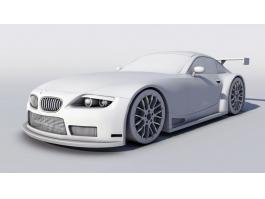 BMW Z4 GTE 3d preview