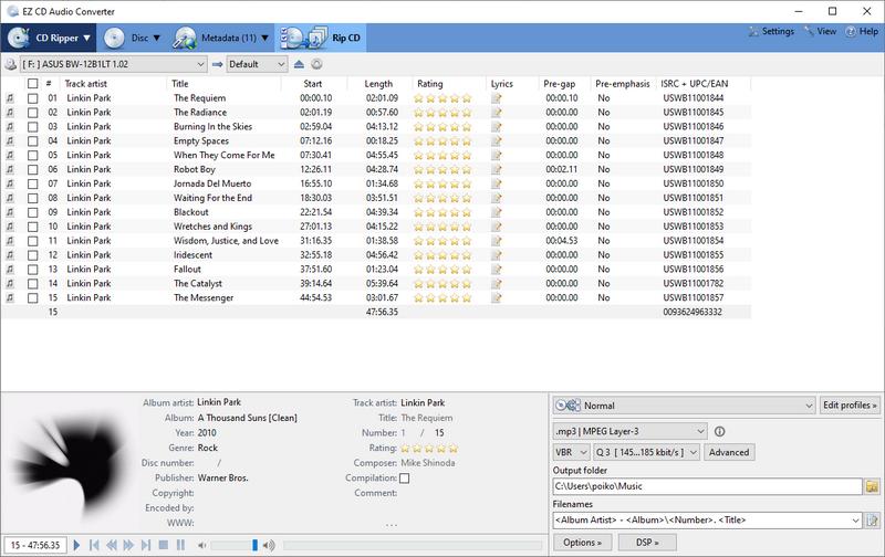 EZ CD MP3 Converter .png